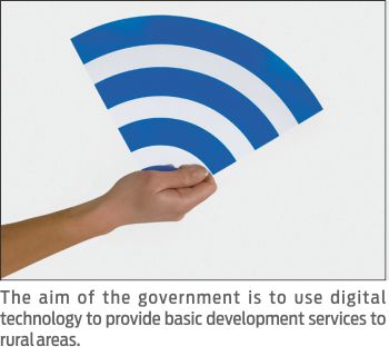 Government to Digitally Connect over 1000 Villages Under New