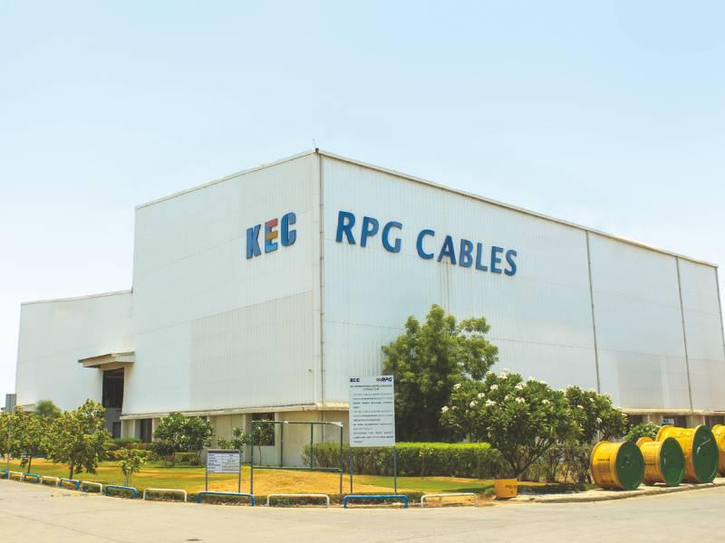 KEC International Limited – RPG Cables