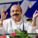 Karnatak CM Basavaraj Bommai